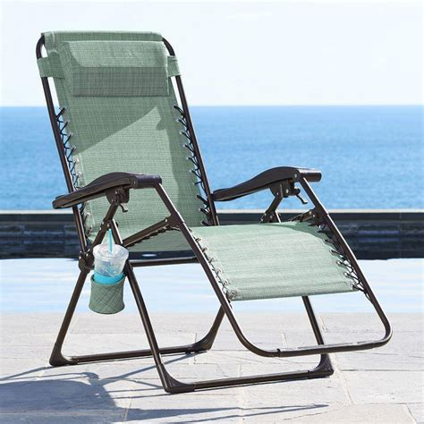 Sonoma Patio Antigravity Chair Only $2899!  Passion For