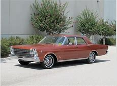 1966 Ford Galaxie 500 Four Door Sedan Thomasville