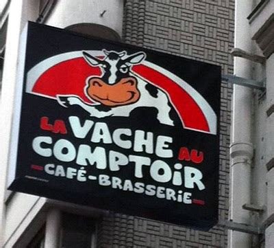 vache au comptoir the selling power of cows in every day i see a cow