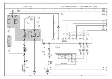 Toyotum Solara Jbl Wiring Diagram by Repair Guides Overall Electrical Wiring Diagram 2006
