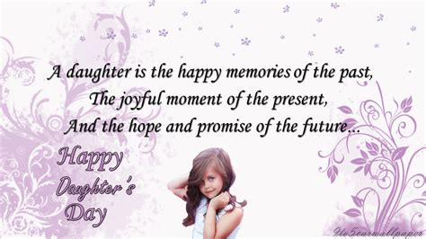 daughters day images  quotes  mother latest