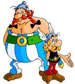 Asterix is the main character. Asterix History - Asterix and Obelix