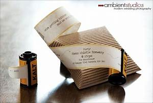 Wedding invitation awesomely interesting facts images for Photo film wedding invitations
