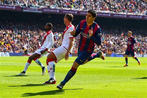 Luis Suarez Photos Photos  Fc Barcelona V Rayo Vallecano
