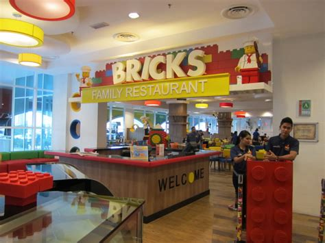 brick cuisine review legoland malaysia hotel premium adventure themed