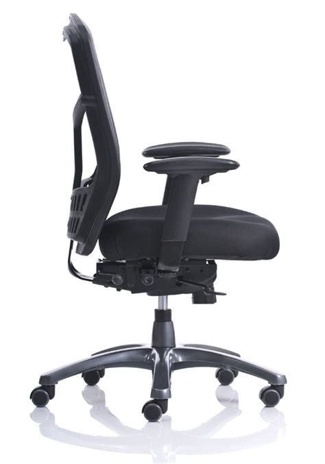 value mesh high back executive chair with seat