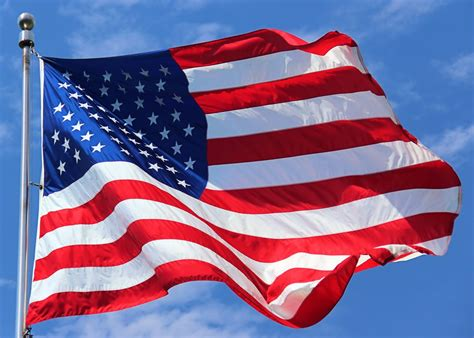 American Flag Etiquette, Rules, And