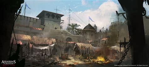 Image Assassins Creed Iv Black Flag Concept Art 4 By