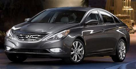 Hyundai Recalls 220,000 Santa Fe And Sonata Models Over