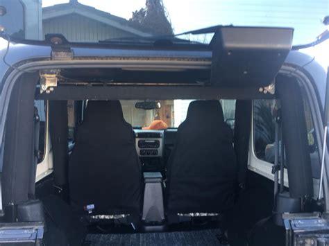 wrangler tj storage project jeep wrangler tj forum