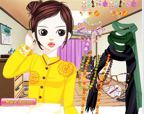 เกมส์ฮอต สุดฮิต! เกมส์แต่งตัวตุ๊กตา Dressing Up Elena