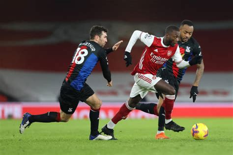 Toothless Arsenal held by Crystal Palace - DailyAFC