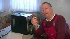 Gefrierschrank Verliert Wasser : nivona cr 740 verliert wasser unter der maschine youtube ~ Watch28wear.com Haus und Dekorationen