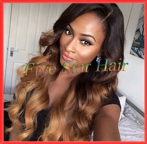ombre hair styles 30 best ombre human hair wigs images on wigs 8320