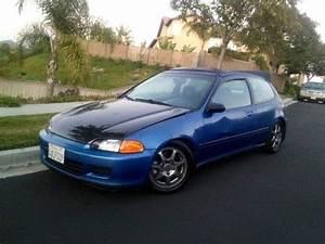 Honda Civic 93 Hatchback For Sale