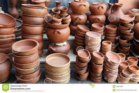 anatolian earthenware pot royalty  stock image image