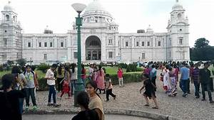 Victoria Memorial hall of Kolkata