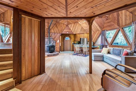 Dome Home Interior Design by This Geodesic Dome Home Could Be Yours For 475k
