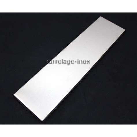 plinthe de cuisine inox carrelage plinthe inox carreaux metal acier 1 linea