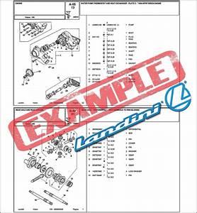 Landini Trekker Compact Cf70 Parts Catalog Manual