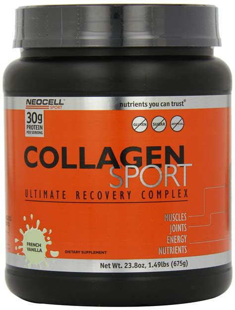 Amazon.com: Neocell Collagen Sport Whey IsolateComplex, 30