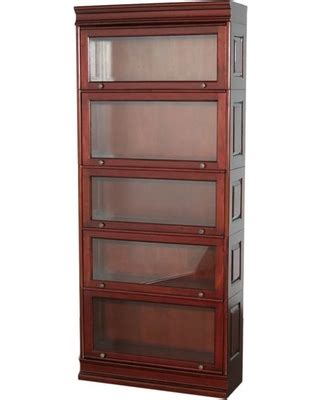 Lawyer Bookcases Glass Doors by New Deals On Cherry Interchangeable Stacking Barrister