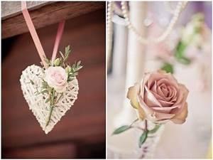 revgercom decoration coeur pas cher idee inspirante With chambre bébé design avec centre de table fleurs mariage pas cher