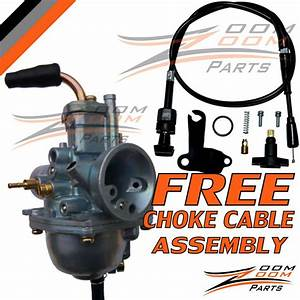 Carburetor For Polaris Sportsman 90 Manual Choke Cable