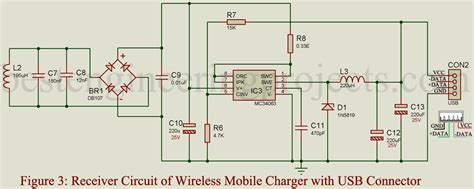 Wireles Signal Diagram by Mobile Battery Charger Circuit And Working Principle