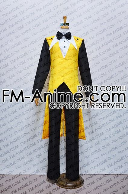 anime game  cosplay costumes outfits