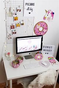 Teenager Zimmer Deko Selber Machen : diy fotowand selber machen schreibtisch deko basteln ~ Eleganceandgraceweddings.com Haus und Dekorationen