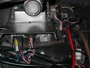 Lamborghini Countach Ch Ignition Installation