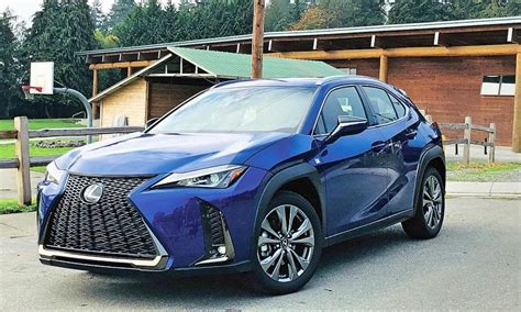 Lexus Lease Options by Lexus Ux Will Test Market For Lease Options