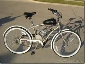 Gas Motorized Bicycle Bike