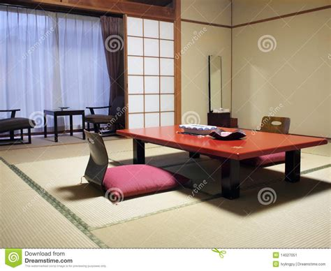 japanese style living room stock image image  chair