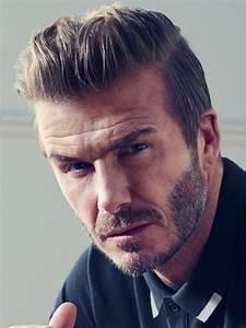 Undercut Hairstyle Men David Beckham