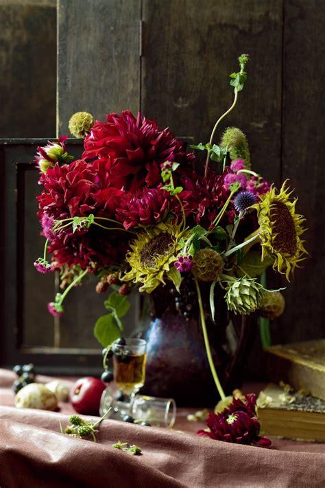 Bouquet De Fleurs D Automne