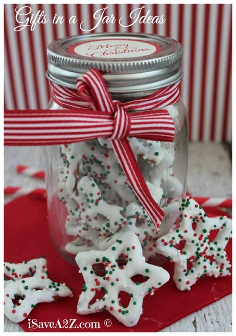 jar christmas gift ideas gifts in a jar ideas for isavea2z