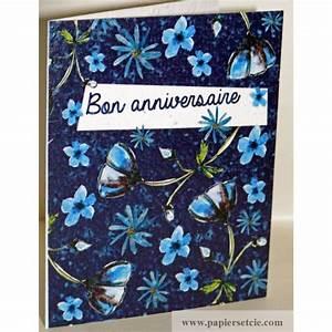 Graines Fleurs Des Champs : carte planter bon anniversaire fleurs bleues graines fleurs des champs ~ Melissatoandfro.com Idées de Décoration