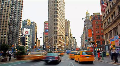 New York City In One Day Via Timelapse Photography