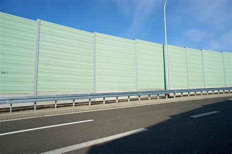 outdoor noise barriers   rise construction