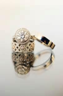 bohemian wedding rings 19 gorgeous stacked wedding rings