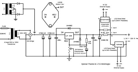 Build Power Supply Short Circuit