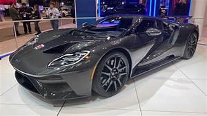 Auto Show de Chicago 2020: Ford GT 2020, más potencia y novedades estéticas | Lista de Carros