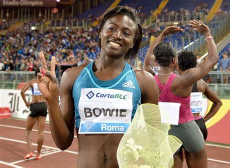 Tori Bowie is new sprint sensation at U.S. Championships ...