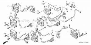 Honda Gxv530 Parts List And Diagram
