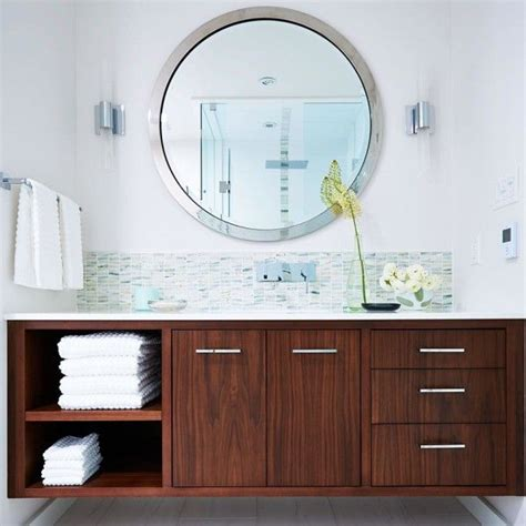 mid century modern sink vanity 221 best images about bathroom laundry on pinterest