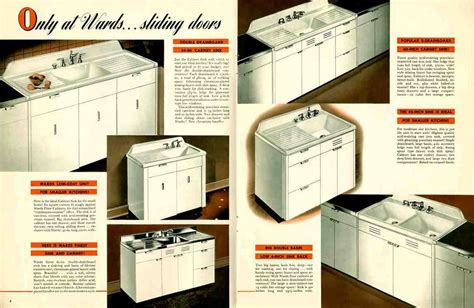 where to buy metal kitchen cabinets vintage 1941 montgomery ward metal kitchen cabinets