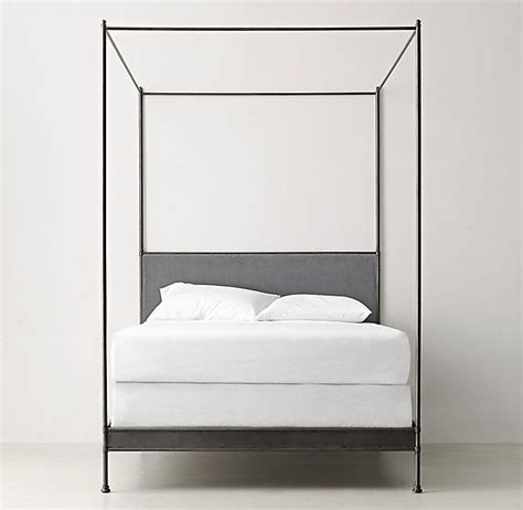 metal canopy bed with curtains best 25 iron canopy bed ideas on canopy beds