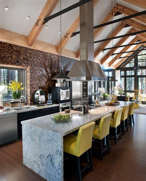 industrial style kitchen designs small industrial kitchen design ideas archives home 4678